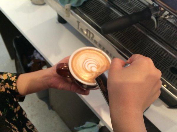 Spa Town Coffee