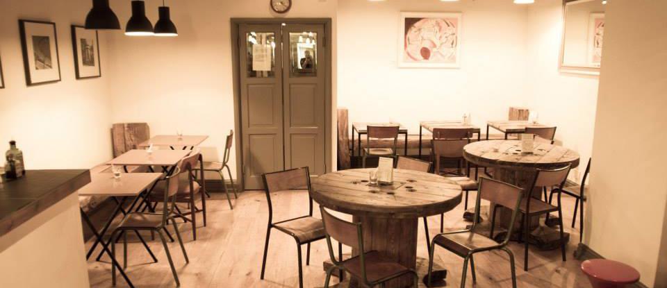 Warwick Street Kitchen
