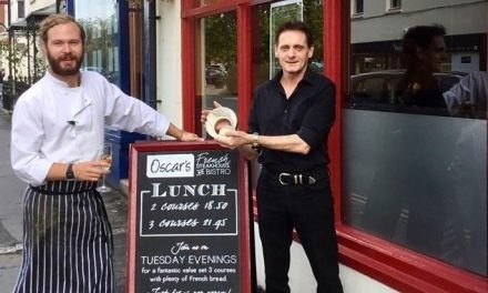 Butcher-owned Steakhouse and Bistro named Best Restaurant!