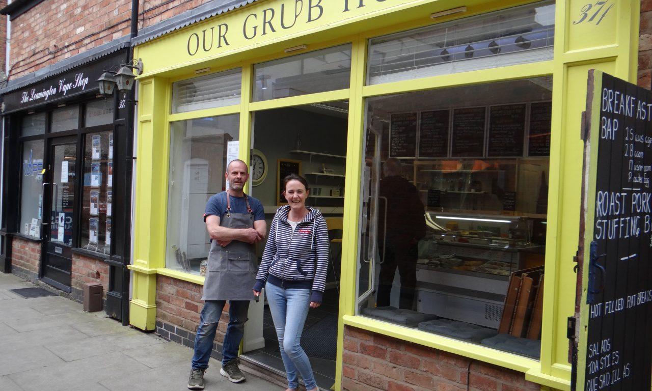 Our Grub Hub